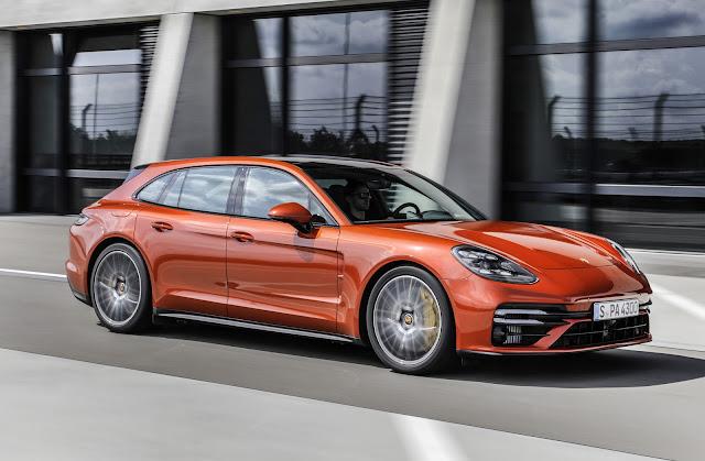 2021 Porsche Panamera Review