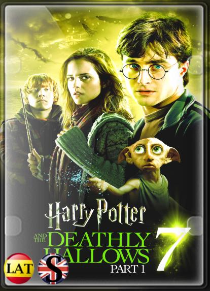 Harry Potter y las Reliquias de la Muerte (1ª parte) (2010) FULL HD 1080P LATINO/INGLES