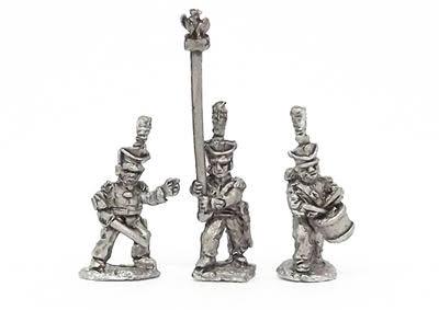 NDW3   Line/fusiliers command (czapska)