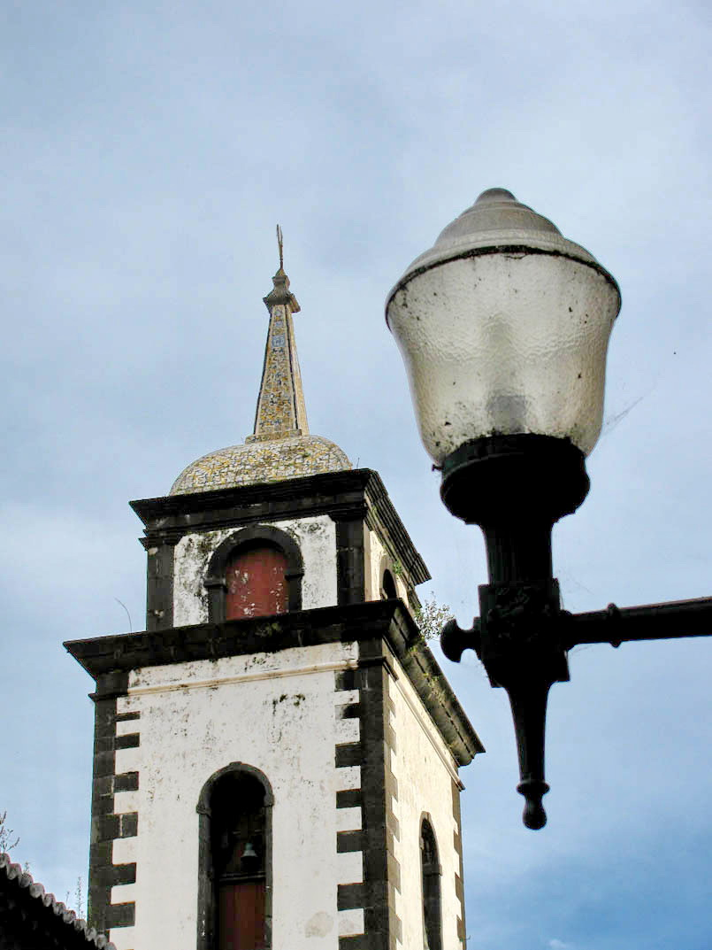 the tower and the lamp