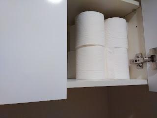 トイレのドアを開けたら・・・そこはパリだった(^^) ☆エリエール消臭プラス☆