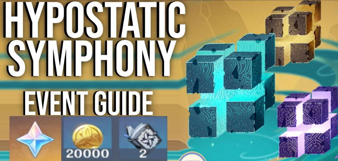 """Genshin Impact, """"Hypostasis Symphony"""" event: tips for getting as many points as possible and collecting Primo-gems."""
