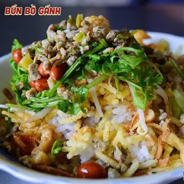 Cơm Hến - Baby Clam Rice