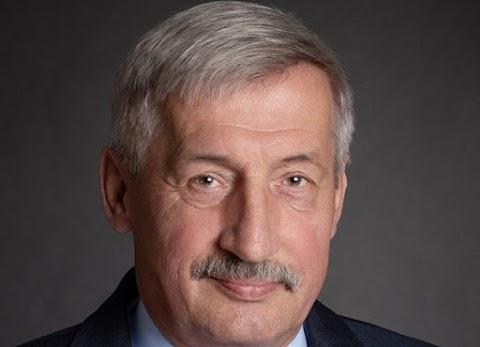 Dr. Csáky András Cegléd polgármestere
