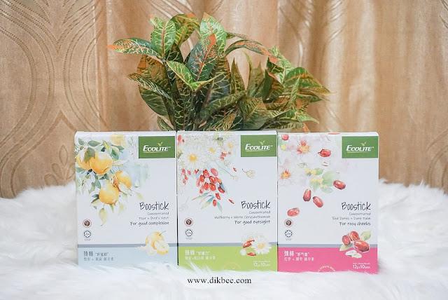 Ecolite Boostick Bagus Untuk Meningkatkan Kesihatan Badan Dan Mata