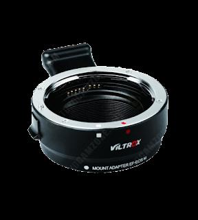 Lensa adapter murah untuk kamera mirrorless canon