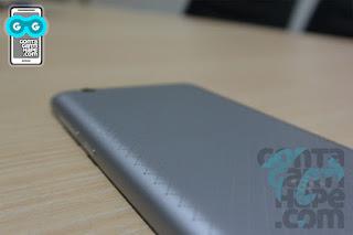 Xiaomi Redmi 3 - Lengkungan di pinggir body