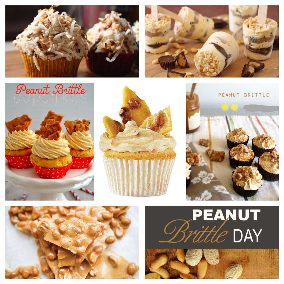 National Peanut Brittle Day Wishes pics free download