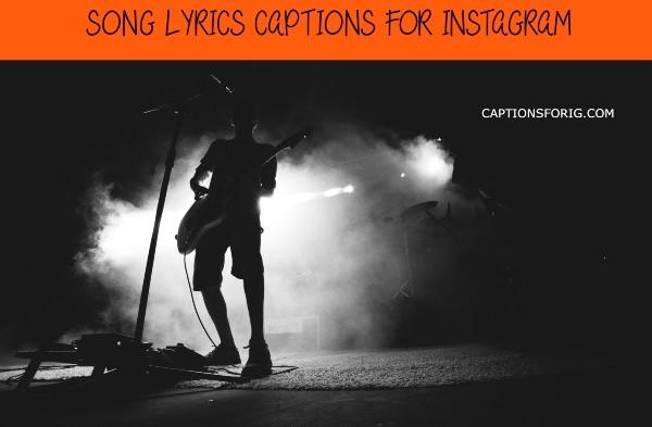 Lyrics-Captions-For-Instagram