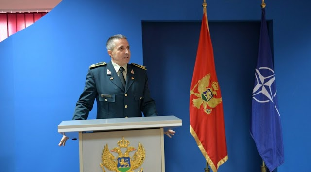 Načelnik Generalštaba Vojske CG: Vojnicima nije mjesto na litijama