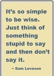 Wise And Funny Sayings