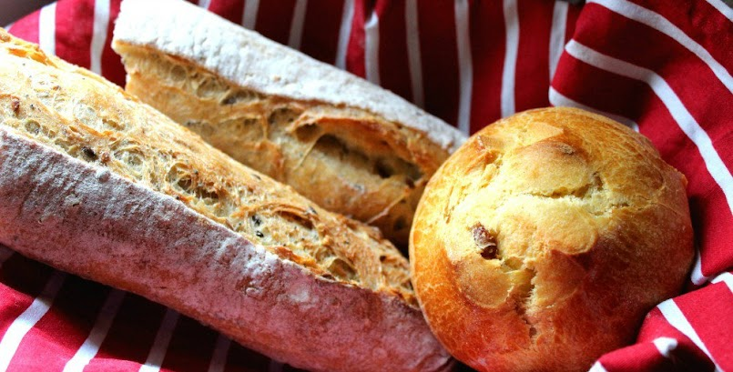 Francuskie śniadanie/ Le petit-déjeuner en France