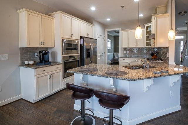 granite worktops, kitchen