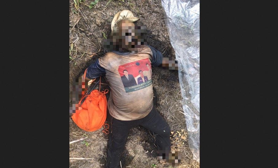 Ditemukan Mayat Di Belitang Hulu, Ini Penyebab Kematiannya