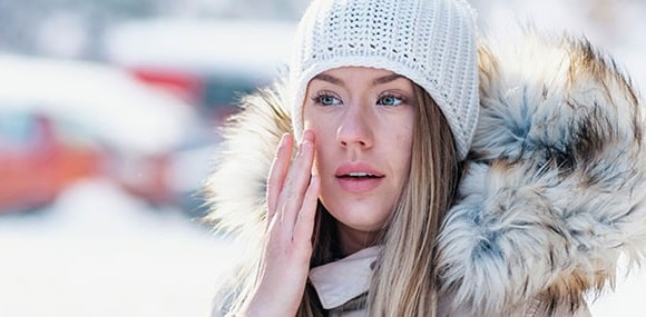 winter face care ideas cold weather dry skin moisturizer