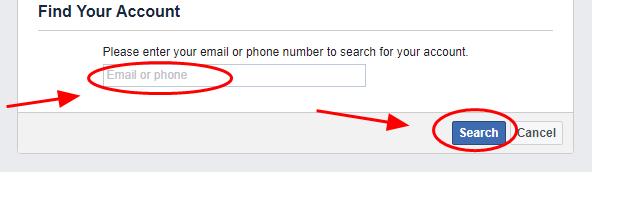 Cara Mengatasi Ketika Kita lupa Password Facebook 6Cara Mengatasi Ketika Kita lupa Password Facebook 6