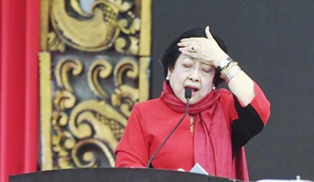 Marah Diisukan PKI, Megawati: Orangtua Saya Pahlawan