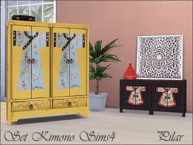 16-09-2019 Set Kimono