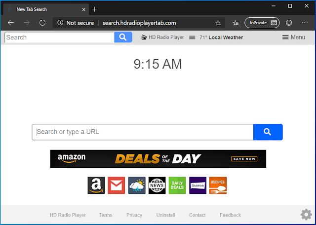 Search.hdradioplayertab.com