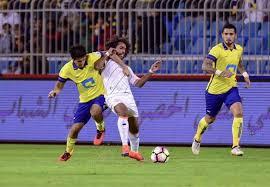 مباراة النصر والتعاون جوال