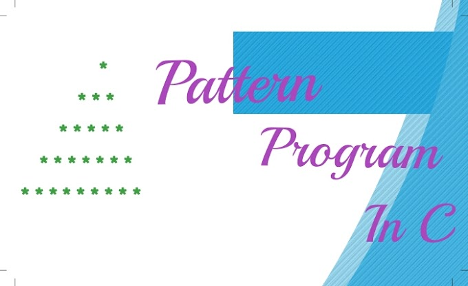 C Program To Print Star Pattern | LearntHub