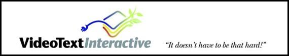 VideoText Interactive Math