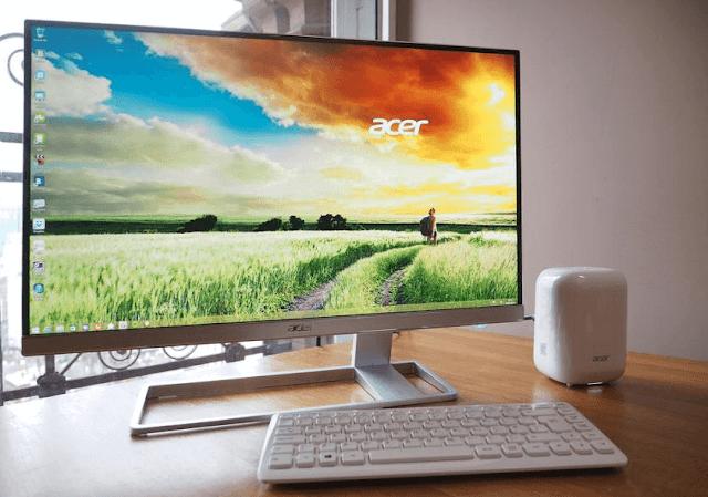Acer Revo RL85 - Komputer Kecil Mudah Dibawa Kemanapun