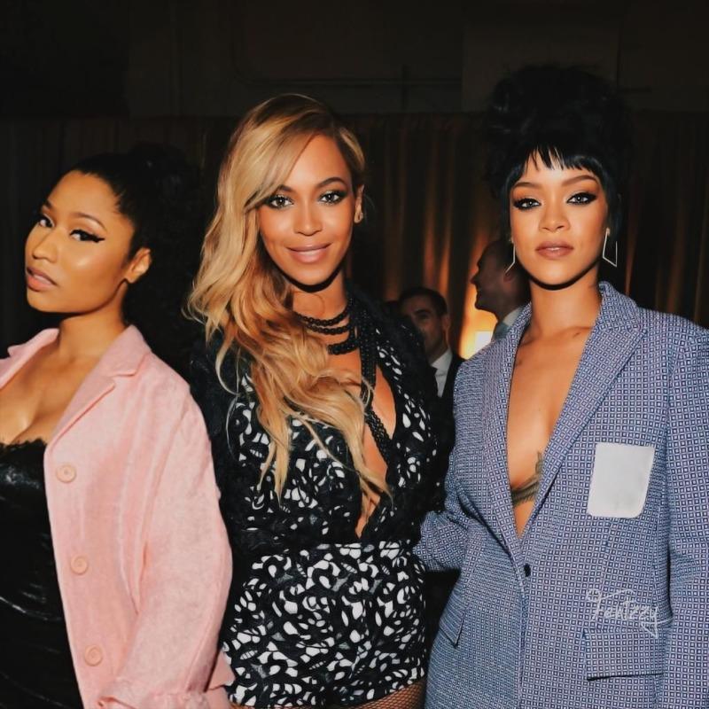 Beyoncé, Nicki Minaj & Rihanna Condemn Killing Of #EndSARS Protesters In Nigeria #Arewapublisize