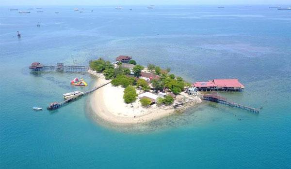 Menikmati Pesona Eksotisme Pulau Kayangan di Makasar