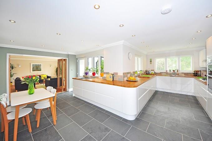 Basic Kitchen Layout Shapes