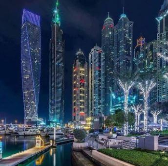 الوظائف السبع الأعلى أجرا في دبي