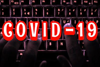 Waspada! Hacker Pakai File COVID-19 Untuk Mengambil Email Kalian