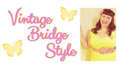 Vintage Bridge Style style blog by Bridget Eileen