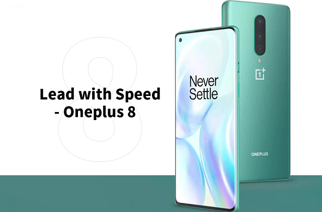 OnePlus 8 Specification
