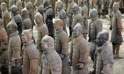 Αρχαίοι Έλληνες εκπαίδευσαν τους τεχνίτες του κινεζικού Πήλινου Στρατού
