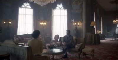 "The Crown, Season Two, ""Vergangenheit"""