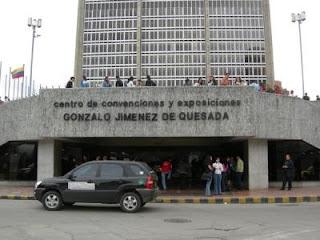 Centro de Convenciones Gonzalo Jimenez de Quesada