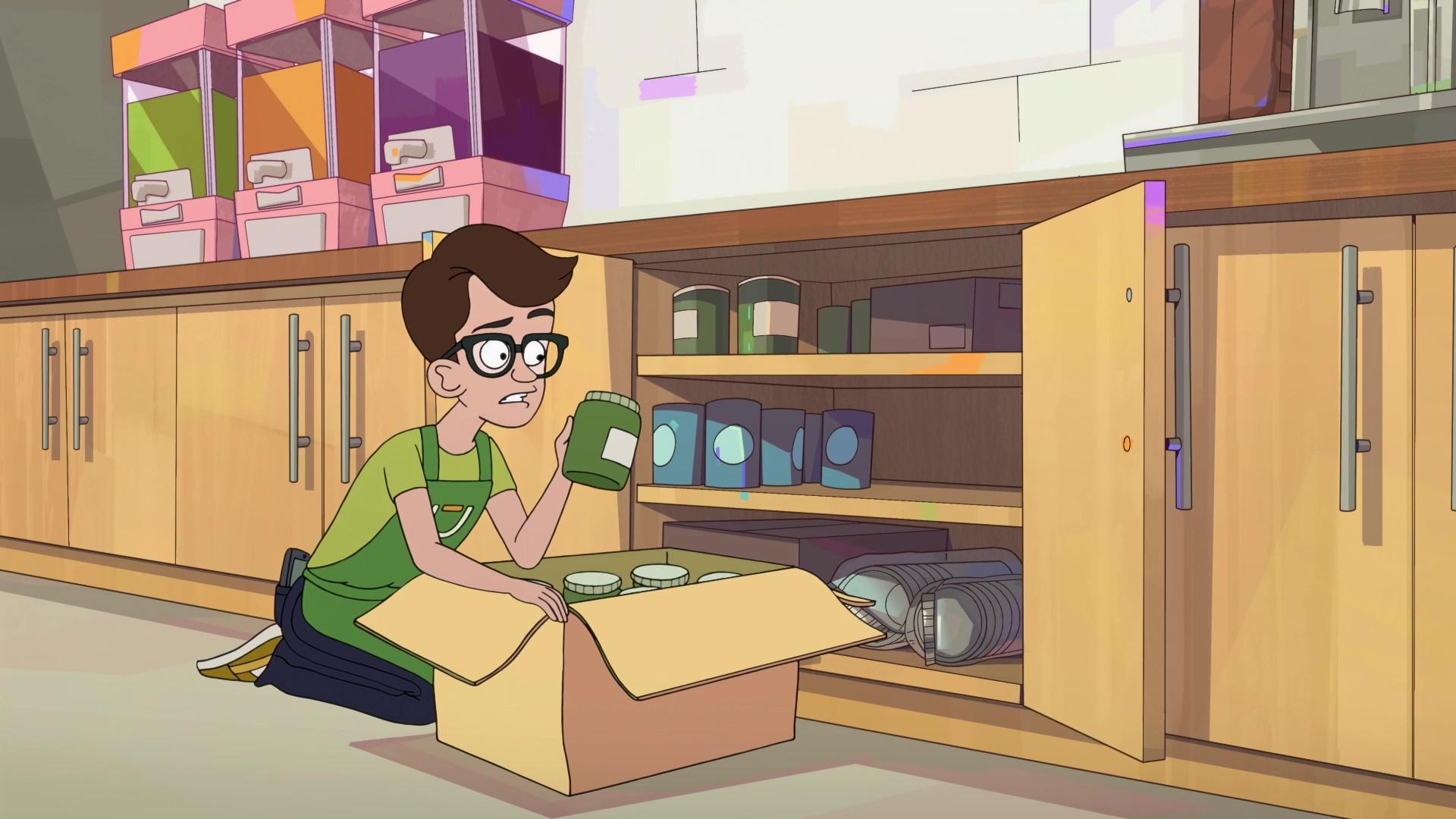 Chicago Party Aunt (2021) Temporada 1 1080p WEB-DL Latino