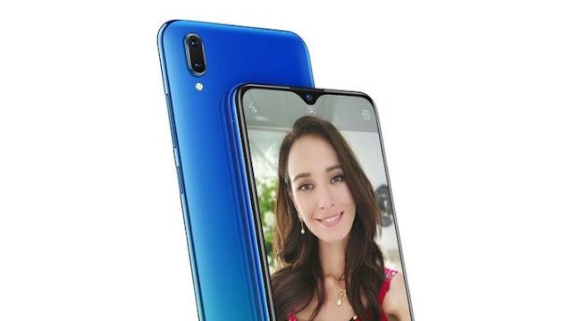 Kamera Vivo Y91 2018
