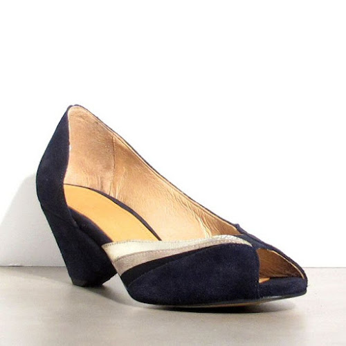 Soldes chaussures Anonymous bleus