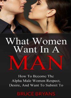 What wo Women want in a man