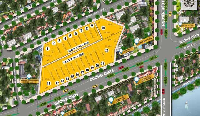 Dự án đất Khuê Trung, Cẩm Lệ, Đà Nẵng