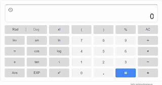 Kalkulator Online Lengkap