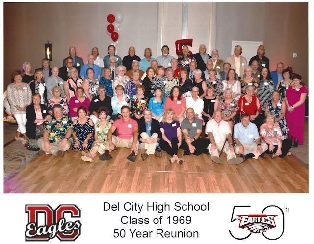 Del City Oklahoma 50th Class of  '69 Reunion Weekend