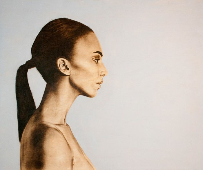 Портреты и яркие ню. Kelly John Gough