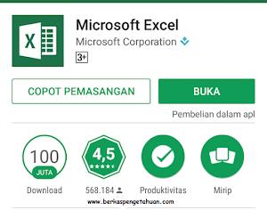 Inilah Trik dan Tutorial Menggunakan Microsoft Excel di Android dengan Mudah!