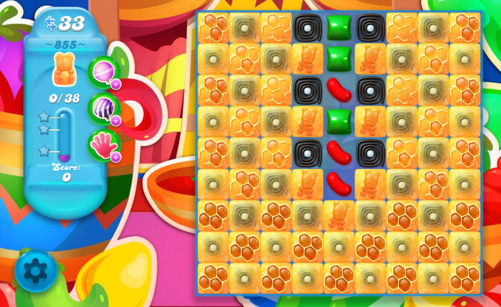Candy Crush Soda Saga 855