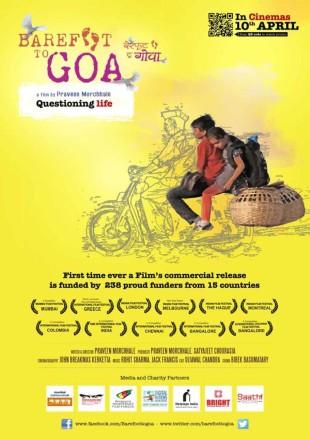 Barefoot To Goa 2015 Full Hindi Movie Download DVDRip 720p