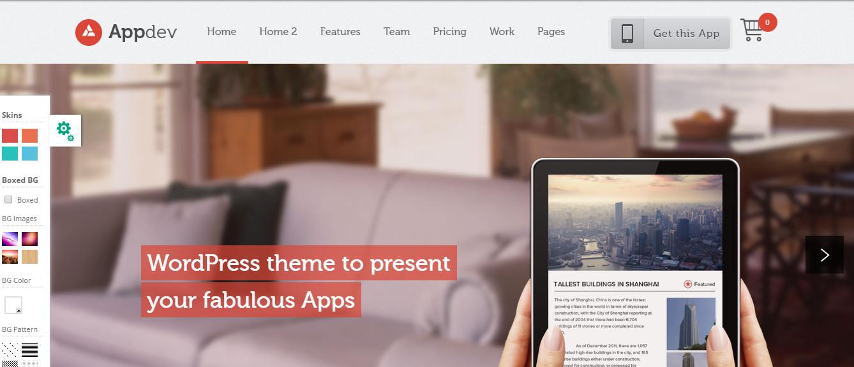 Best WordPress Mobile App Theme
