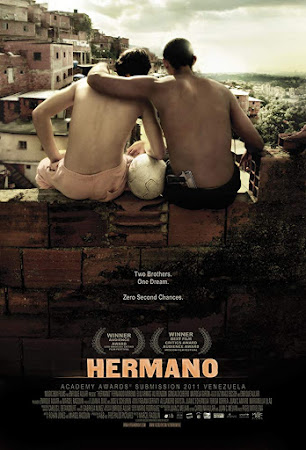Poster Of Free Download Hermano 2010 300MB Full Movie Hindi Dubbed 720P Bluray HD HEVC Small Size Pc Movie Only At worldfree4u.com